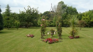 The self catering garden